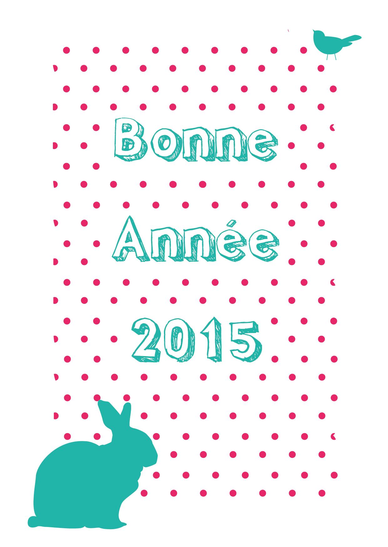 Carte de voeux 2015 la moutonnerie co - Carte de voeux activite manuelle ...